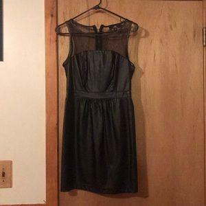 ABS PLATINUM Dress Black Size 2